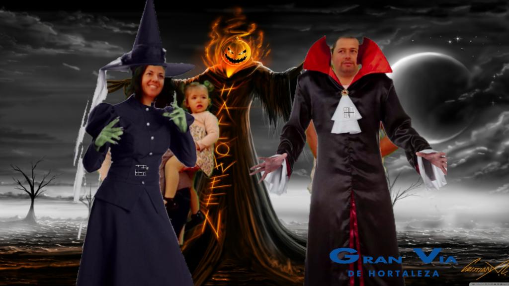 Halloween Gran Vía de Hortaleza