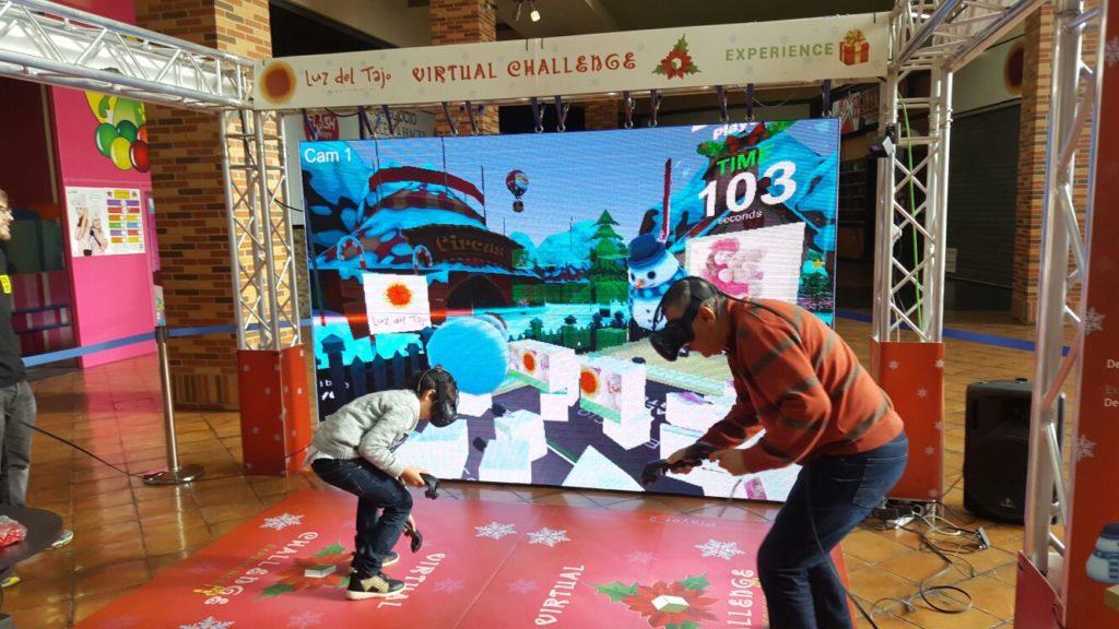 Virtual Challenge Luz del Tajo